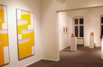 Ausstellungsraum Galerie Ruhnke © Galerie Ruhnke